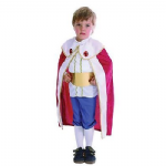 KING WISE MAN TODDLER FANCY DRESS COSTUME